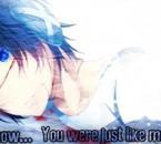 Et je sais...Que tu étais comme moi.