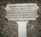 Les Photos des Catacombes de Paris