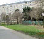 Les Citée de Châtillon 92