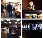 Photos du tournage de la saiosn 9