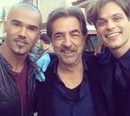 Shemar, Joe & Matthew