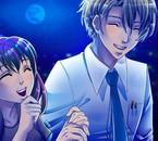 Nathaniel... Tenant la main de mon avatar ?!?