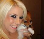J'ai adopté un ptit chien il s'appelle Gucci :p
