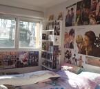 Ma nouvelle chambre Otaku