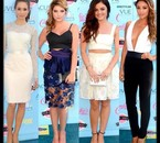 Les liars au Teen Choice Awards