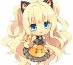 Kawaii girl chiby ♥