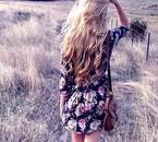 Oui je suis blonde ! Mais j'assume ♥ !!♥