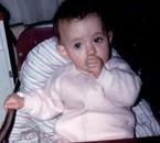moi quand j'étais petite