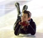 kurt mon personnage préférer de Glee il est beau