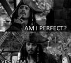 Alors lui il est trop fort <3 I love Jack Sparrow