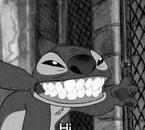 Moi quand je vois un inconnu dans la rue