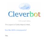 J'ai essayé, Cleverbot connait Ben °°