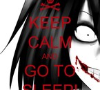 Go to sleep ~