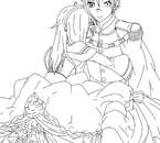 WIP des héros de mon manga, Megumi et Keishô