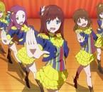 Mikoto, Natsumie, Salomé, Elia, Verane, Amelia, Yaelle