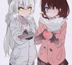 Mikoto et Elia