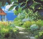Jardin secret ( pour te montrer akira )