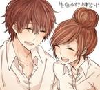 Natsuki et Yuu <3