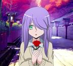 FAIL. Première fois qu'Akiko reçoit une fleur