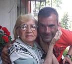 Grandma et moi..