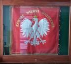 L aigle blanc..embleme de la pologne..