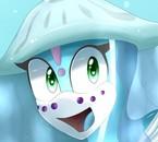 Oui c'est une méduse :') !