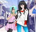 Megumi & Senyiu