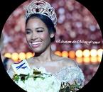 Clémence Botino, Miss Guadeloupe 2019 élue Miss France 2020