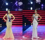 1ère et 2ème dauphines de Miss France 2015