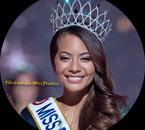 Vaimalama Chaves, Miss Tahiti 2018 sacrée Miss France 2019