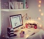 Like ci tus trouve beau cette bureau