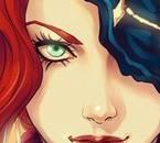 Amelie rousse (Défi d'Emmerauda)