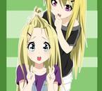Jenny et Yuki ♥