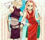 Sakura&Ino♥