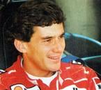 1991 Ayrton Senna, Braun Tyrrell Honda, Magny Cours