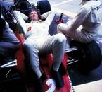 Jochen Rindt and Jackie Stewart