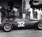 Ferrari 156 V6 0008 - Giancarlo Bagetti - 1961