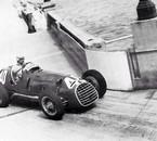 Alberto Ascari - Ferrari 125 Ferrari 125 F1 1.5 V12s 1950