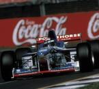 Pedro Diniz Arrows 1997