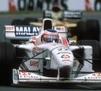 Rubens Barrichello 1997 Stewart
