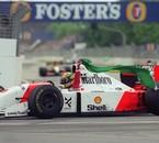Senna Mclaren Ford 1993