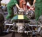 Lotus-Climax 33 - 1965 Dutch Grand Prix, Zandvoort