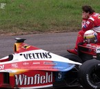 Alexandro Zanardi Williams 1999