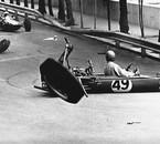 Monaco '66 crash