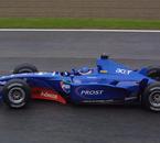 Gaston - Prost 2001