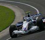 Vettel 2007 BMW Sauber