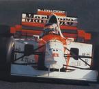 Magnussen Mclaren 1995