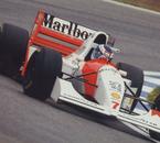 Hakkinen 1994 Mclaren Peugeot