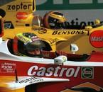 Williams Ralf Schumacher & HHF Jordan -1999