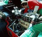 Alfa Romeo 184T Alfa Romeo 890T 1.5 V8t - 1984